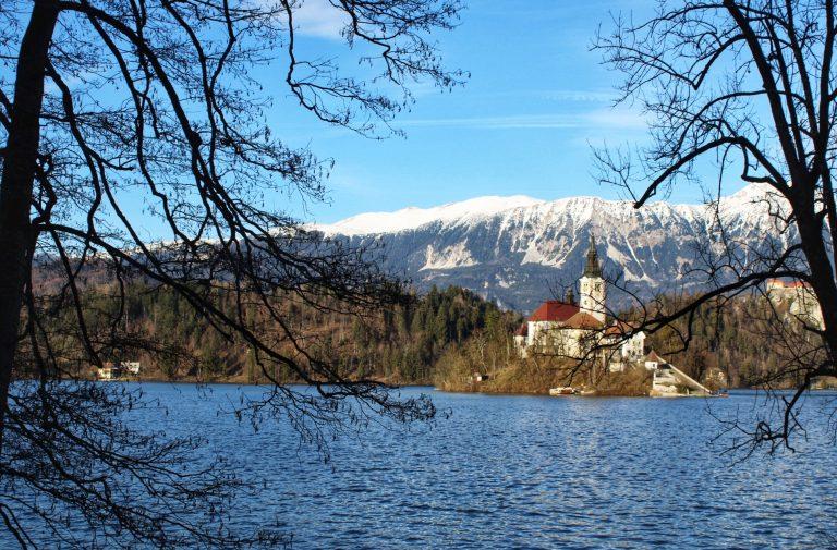 Lago de Bled, Eslovénia