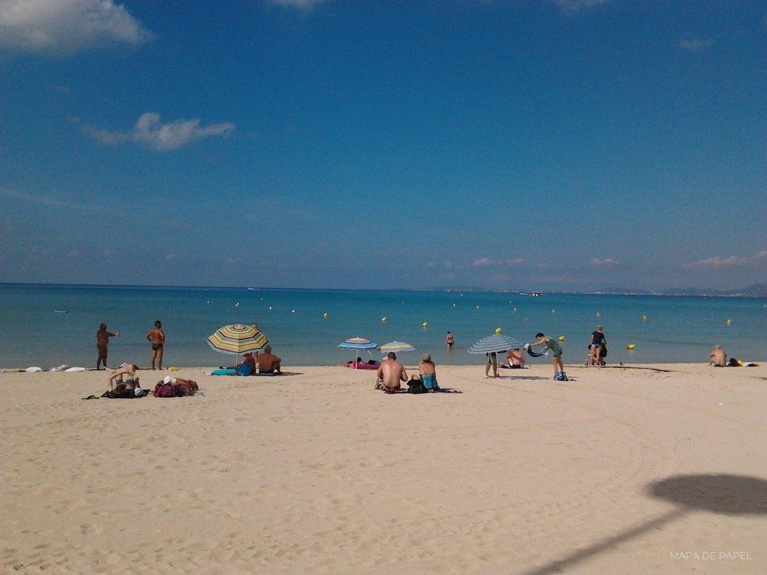 praia de palma maiorca
