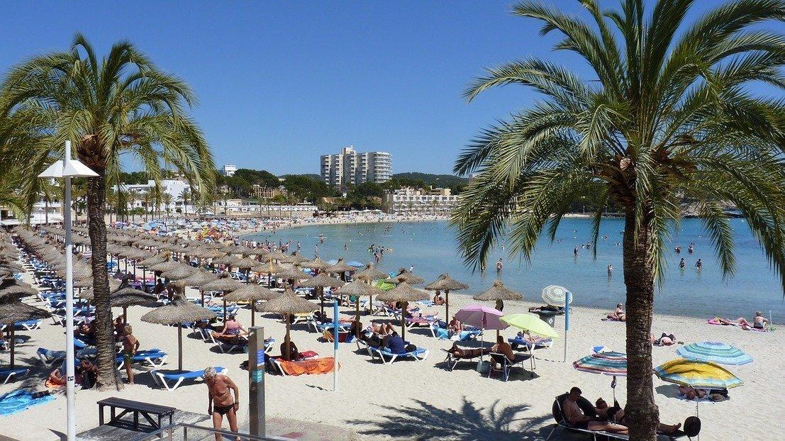 praia palmira paguera