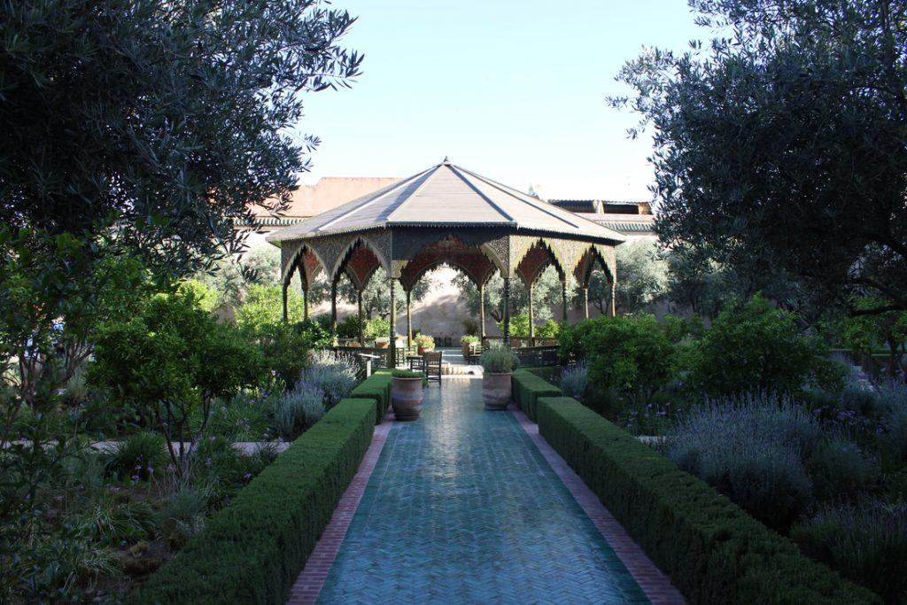 jardim secreto marraquexe