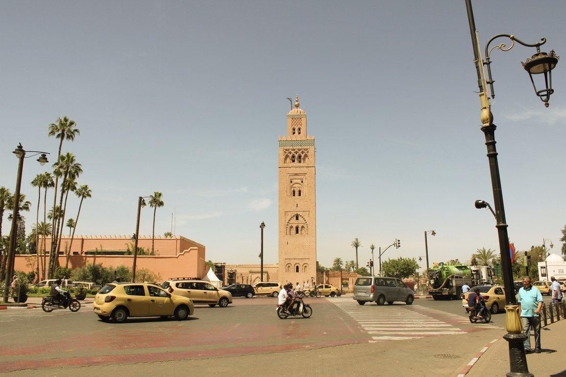 koutoubia marraquexe marrocos