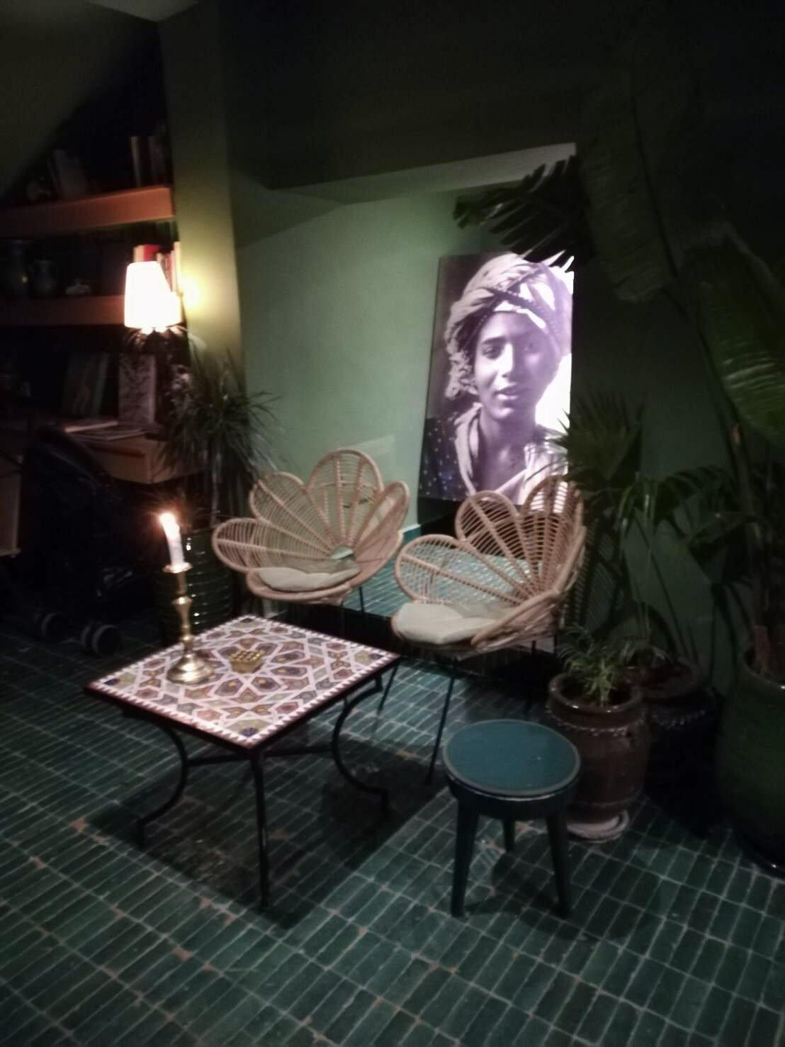 le jardin marraquexe