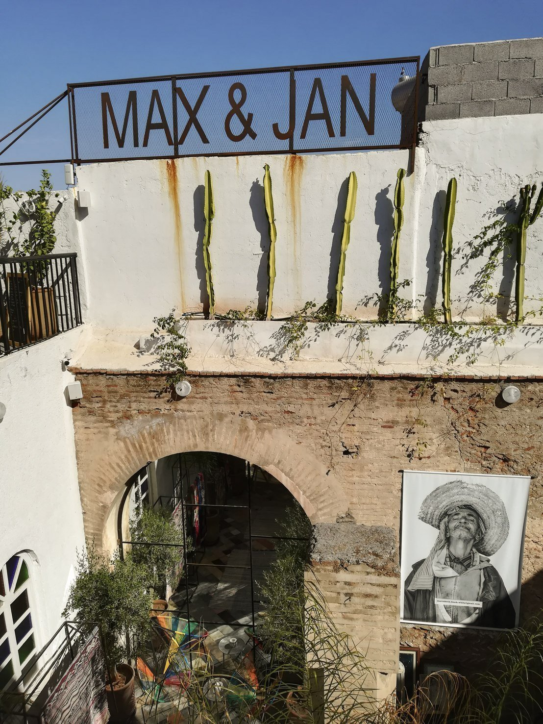 max & jan marraquexe