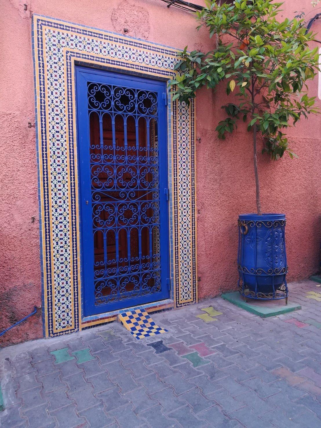 medina marraquexe