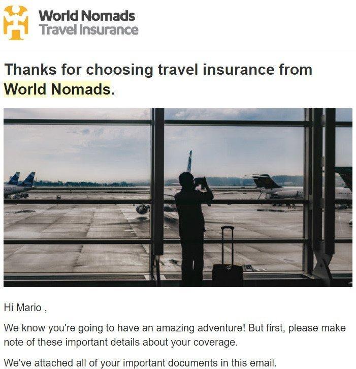 planear uma viagem seguro de viagem world nomads