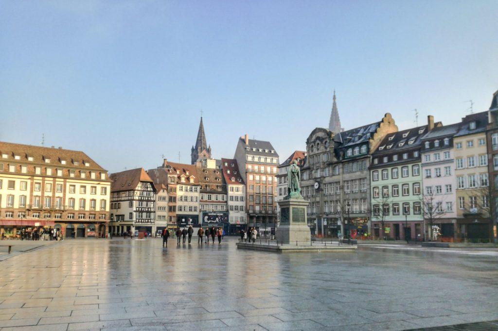 centro de Estrasburgo