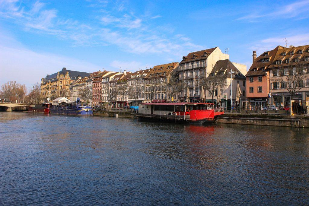 estrasburgo canais