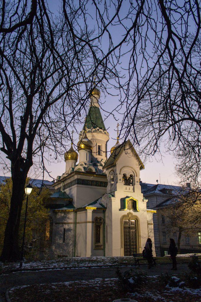 mercados de natal igreja russa