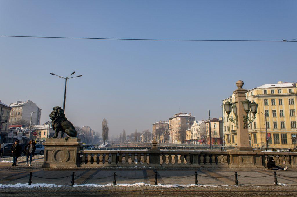 ponte dos leões
