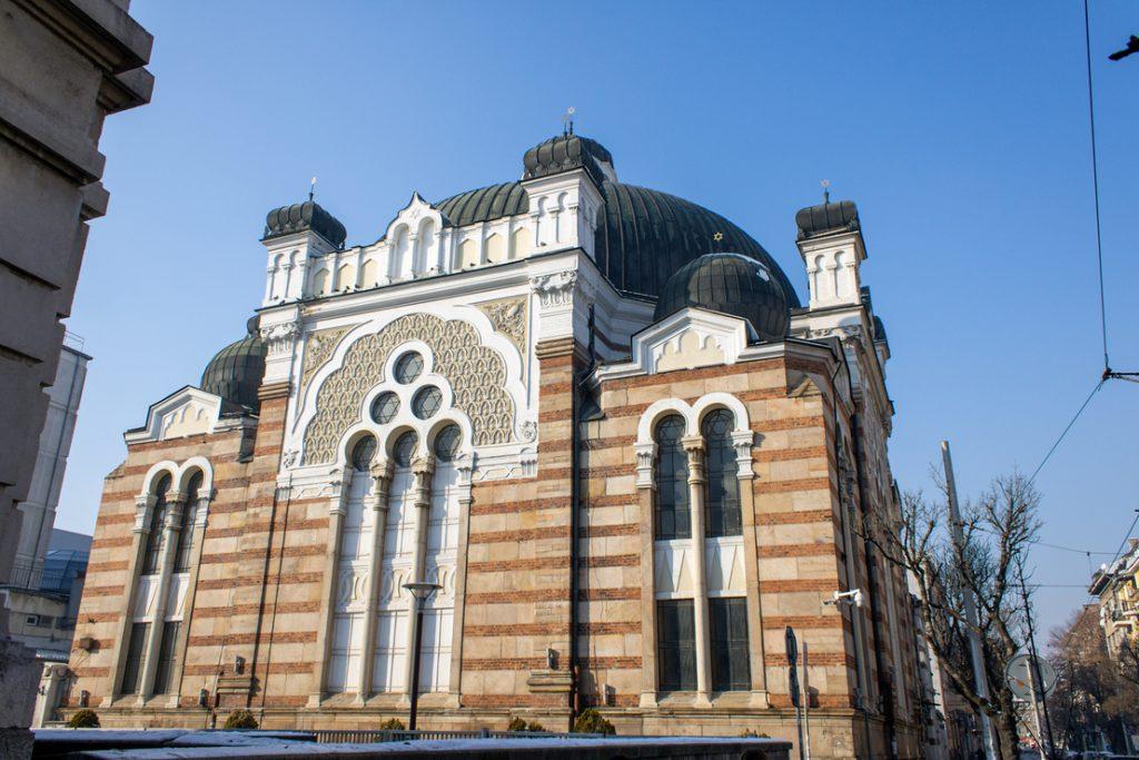 sinagoga sofia